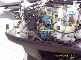 1981 evinrude 115 hp recirculating hose diagram boat design net