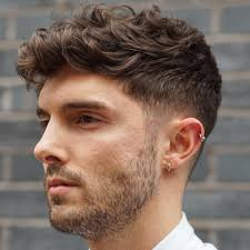 short haircuts curly hair pictures 40 statement hairstyles for men with thick hair thicker hair