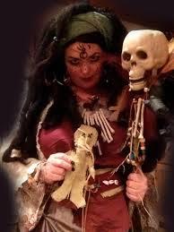 cupid halloween costume voodoo queen halloween costume holding skull spirit stick and