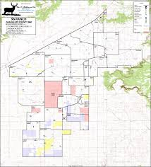 New Mexico County Map 68112 Acres In Guadalupe County New Mexico
