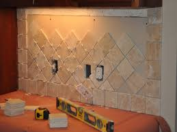 backsplashes kitchen backsplash tile types cabinet color picker