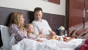 Family Hotel Room Accommodation At Park Plaza Victoria London - Family room hotels london