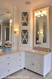 13 best l shaped double vanity bathroom inspiration images on