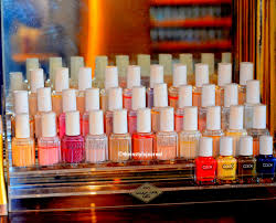 gel nail extensions at polished the boutique nail studio the