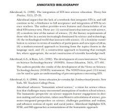 Annotated Bibliography Apa Format For Websites   Cover Letter