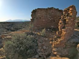Keyhole Doorway by On The Road Again Hovenweep National Monument Travels With The