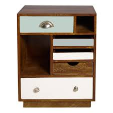 Small Bedroom Side Tables Bedroom Furniture Unstained Teak Wood Bed Side Table With Single