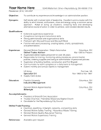 Sample Of Resume Skills And Abilities by Curriculum Vitae Capabilities Resume Sample Resume With Skills