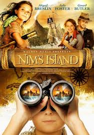 Nim s Island poster