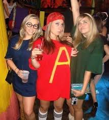 Red Solo Cup Halloween Costume Easiest Cheapest Costume Alvin Chipmunks