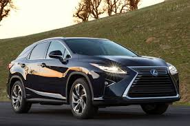 lexus uk rx new lexus rx priced from 39 995 autocar