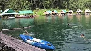 raft houses of cheow lan lake hd khao sok thailand ep 5
