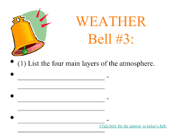 what do you know about weather ppt download