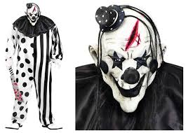 Clowns Halloween Costumes 10 Scary Halloween Costumes