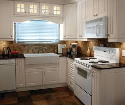 Painting Thermofoil Kitchen Cabinets Painted Kitchen Cabinets In Alabaster Finish Kitchen Craft