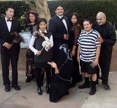 Group Family Halloween Costumes by Family Halloween Costumes Wow Awesome Participation