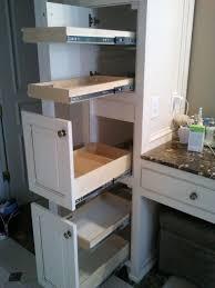 shelfgenie of oklahoma has slide out bathroom storage solutions