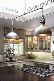 simple lantern style 3 light kitchen island lighting triple