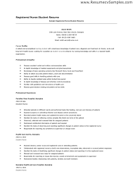 New Grad Resume Sample  student resume sample   distinctive     Brefash