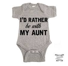 Personalized I Love My Aunt Baby Clothes Aunt Onesie I Never Dreamed Of Having A Super Cool Aunt Aunt