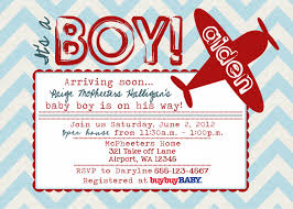 printable baby shower invitations for boys printable vintage airplane baby shower invitation a custom