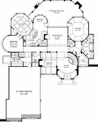 courtyard floor plans first floor plan image of hennessey house