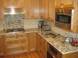 home design kitchen white textured subway tile backsplash small