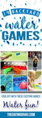 75 outdoor water activities