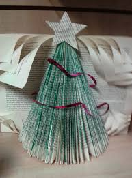 altered books christmas style isabell buenz