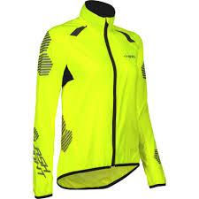 reflective bike jacket wiggle dhb women u0027s flashlight windproof xt cycling jacket