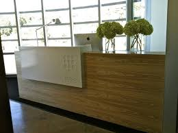 Office Furniture For Reception Area by Furniture Executive Office Design Layout With Wooden Reception