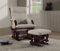 decor u0026 tips glider rocking chair adding versatile element to