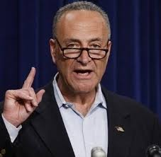 Senator Chuck Schumer may have