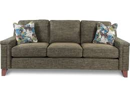 Lazy Boy Furniture Outlet La Z Boy Hazel Contemporary Sofa With Comfort Core Cushion Great