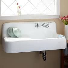 Wall Mount Kitchen Sink Faucet 42
