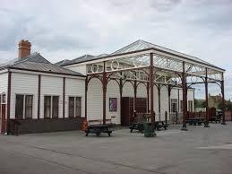 Oxford Rewley Road railway station