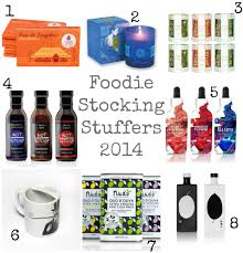 Stocking Stuff Foodie Gift Guide Stocking Stuffers 2014 Cooking With Books