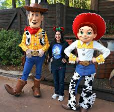 love characters woody
