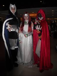 blackfire starfire raven cosplay lionofdemise deviantart