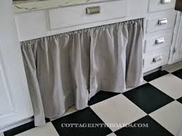 Ready Kitchen Cabinets by Ready Made Curtains Using Curtains As Doors Google Images