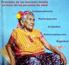 Días internacional de las personas con edad