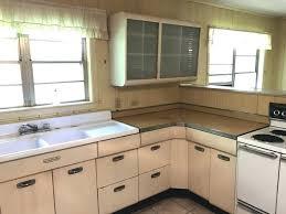 Retro Metal Kitchen Cabinets by Vintage Metal Kitchen Cabinets Craigslist Tag White Metal Kitchen