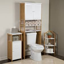 Bathroom Storage Shelves Over Toilet by Bathroom Cabinets Over The Toilet Space Saving Bathroom Cabinets
