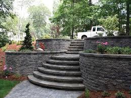 Best  Cheap Retaining Wall Ideas On Pinterest Retaining Wall - Landscape wall design