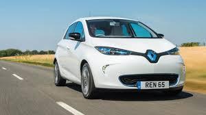 All Renault Models 2017 Renault Zoe Review Top Gear