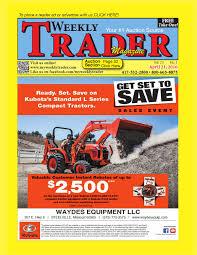 weekly trader april 21 2016 by weekly trader issuu