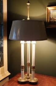 Candlestick Lamp by Stiffel Lamp Shades Foter
