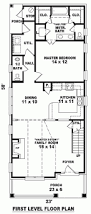 Floor Plans For One Level Homes by 186 Best House Plans I Like Images On Pinterest House Floor