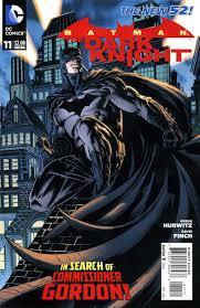 Batman - The Dark Knight #11 (2012)