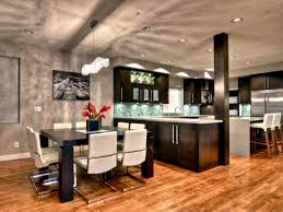 open concept modern kitchen shirry dolgin hgtv